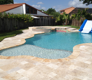 National Pool – Design